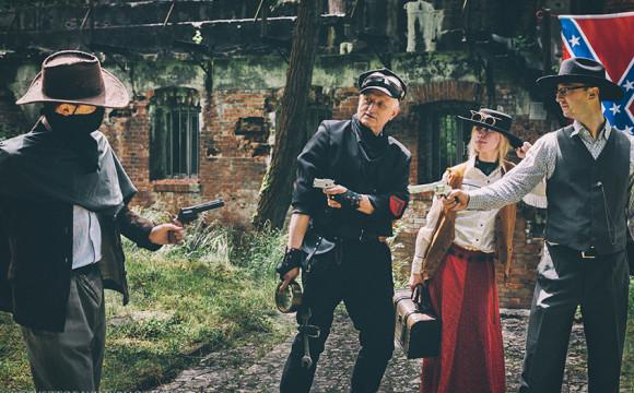 Western, Steampunk i Wampiry