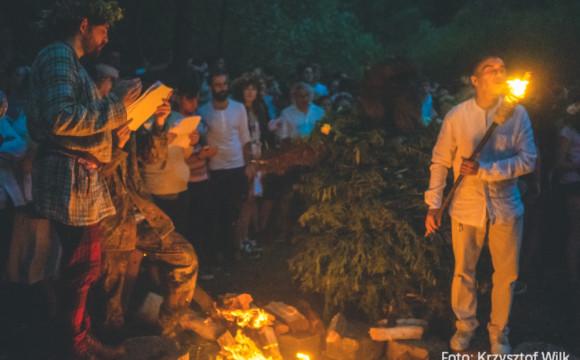 Noc Kupały 21/22 czerwca 2018