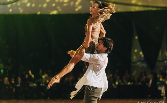 Victor Da Silva i Anna Melnikova MDF WORLD CUP 2018