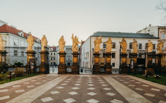 Kraków w czasach zarazy
